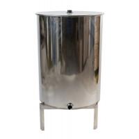 Δεξαμενή ανοξείδωτη 400 lt - 560 κιλών
