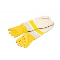 Γάντια με σίτα αερισμού δερμάτινα