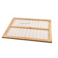 Ξύλινο Πλαίσιο με Πλαστικό Διάφραγμα Ενσωματωμένο