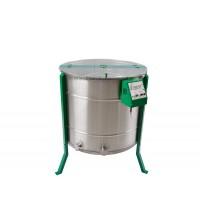 Μελιτοεξαγωγέας Ηλεκτρικός 6 πλαισίων με αυτόματη αναστροφή